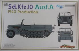 Sd.Kfz.10 Ausf.A
